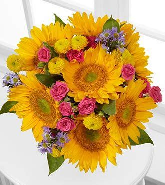pink sunflowers images search sunflower with blue and pink bouquets search use