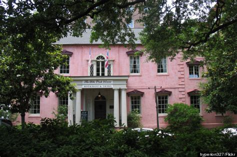 old pink house the one thing you must do in each u s state