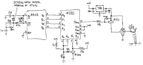 rc servo motor circuit rc servo drive circuit