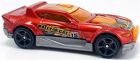 Wheels Hotwheels Rally Cat rally cat 72mm 2017 wheels newsletter