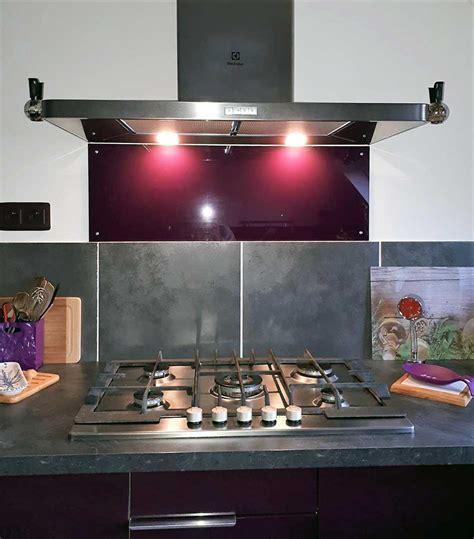 Crédence Cuisine En Verre 7834 by Plakglass Photos Verre Laqu 195 169 Verre S 195 169 Curit Cr 195