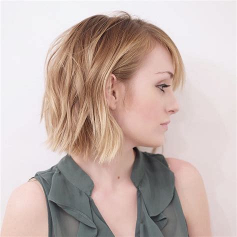 are bangs okay with medium short hair on 50 year old 36 stunning hairstyles haircuts with bangs for short