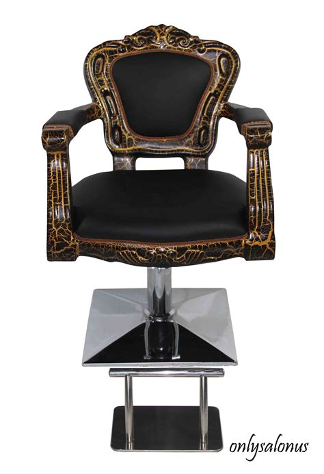 In The Chair Hairdresser by Barber Chair Styling Style Salon Antique Hydraulic