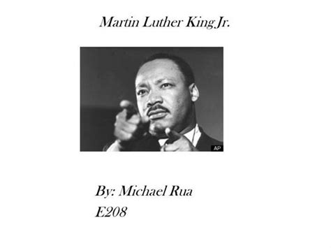 Martin Luther King Jr Authorstream Martin Luther King Powerpoint Presentation