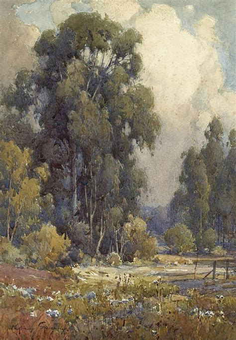 best 36 paintings of eucalyptus trees images on on canvas landscapes and