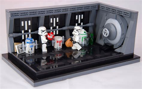 Best Desk Plant moc waste separation lego star wars eurobricks forums