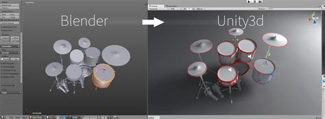 tutorial blender to unity export from blender to unity3d 1 video creative shrimp