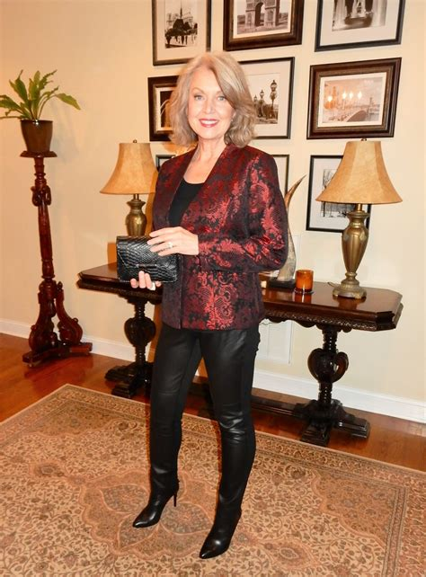 fifty not frumpy over 50 fashion blogger