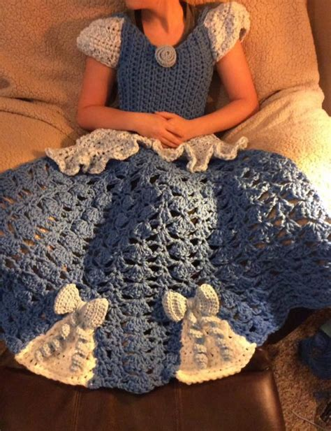 pattern princess dress free crochet princess dress blanket pattern best ideas