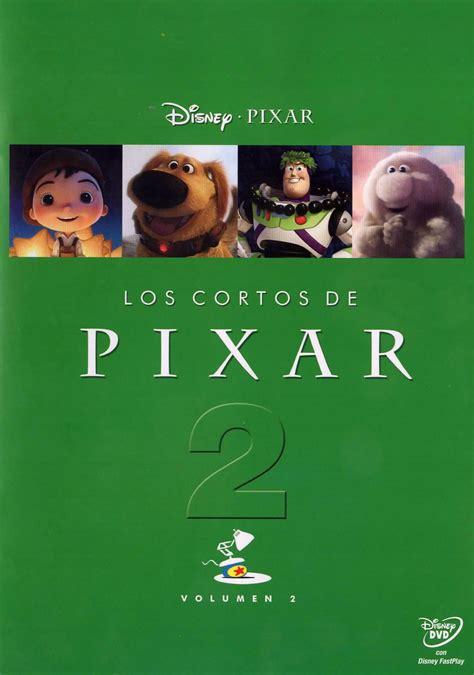 cortos pixar disney y pixar imagen club