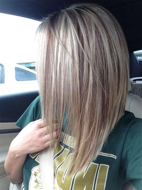 womens angled haircuts for fine hair 15 collection of medium length inverted bob hairstyles for