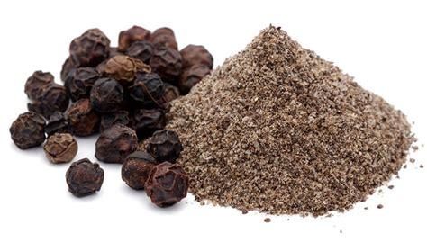 black pepper 12 amazing uses for black pepper