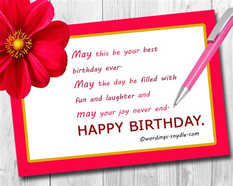 message template to write in birthday card what to write in a birthday card wordings and messages