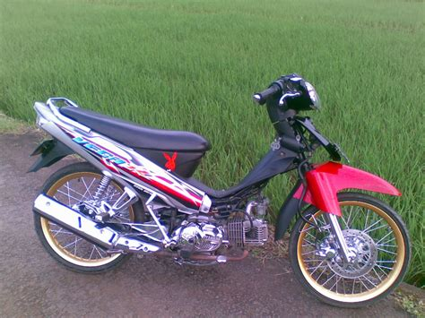 Sepeda Motor Zr kumpulan modifikasi yamaha r rr zr terbaru