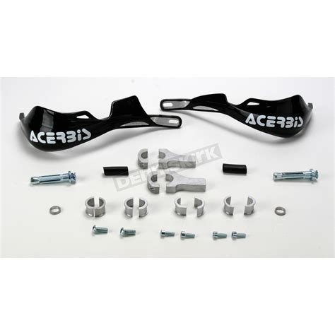 Handguard Acerbiz Rally Pro Import acerbis rally pro black handguards 2142000001 dirt bike