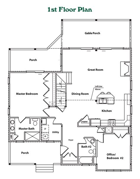 floor plan view lake view the powell group