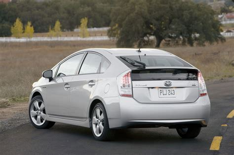 Toyota Prius 2010 Price 2010 Toyota Prius Officially With A 50mpg Combined