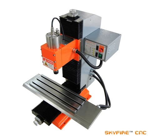 Pc Bench Table Svm 0h Cnc Milling Machine Skyfire Cnc