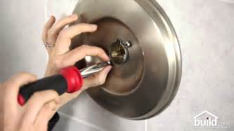 Replacing Bathtub Faucets How To Replace And Install A Shower Valve Cartridge