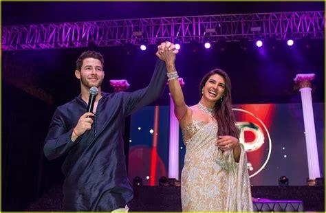 priyanka chopra dancing wedding nick jonas priyanka chopra s families competed in a song