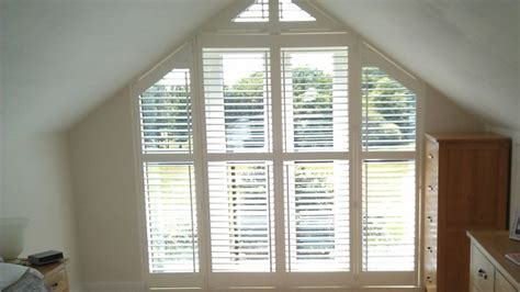 shaped window coverings irregular shaped windows houseblinds ca