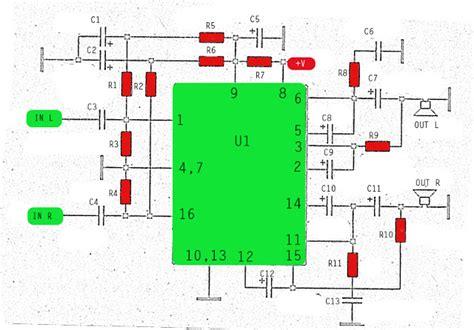 Power Lifier Stk resistor yang tidak terdapat pada rangkaian audio lifier