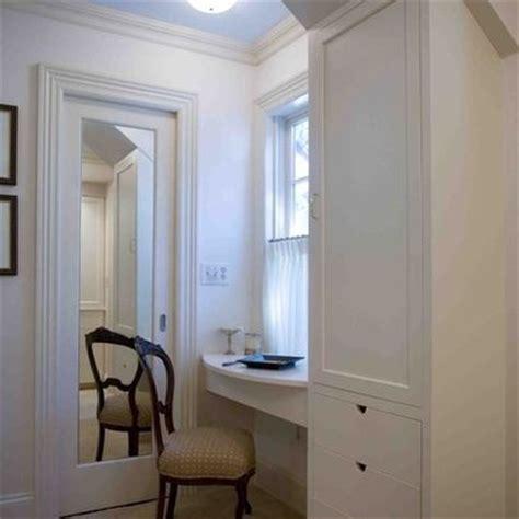 mirrored pocket door interior doors