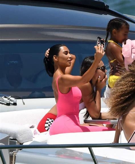 kim kardashian chicago west edad kim kardashian familia amigos y muchos selfies en su