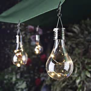 Patio Light Bulbs 6 Inch Solar Edison Light Bulb With Clip Buy Now