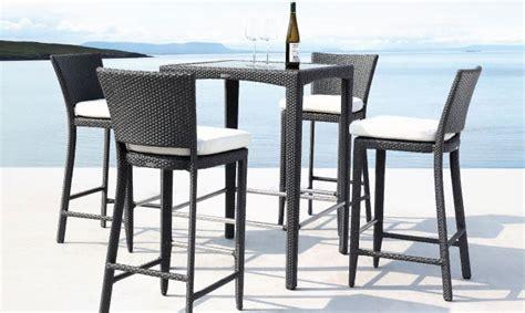 outdoor furniture stools outdoor bar stools transform home entertaining