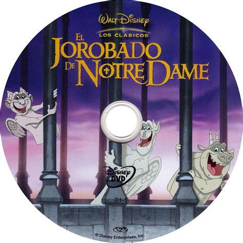 Dvd Notre Dame De car 225 tula dvd de el jorobado de notre dame caratulas