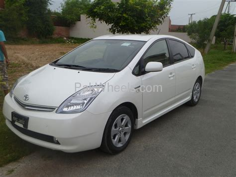 2007 Toyota Prius For Sale Used Toyota Prius 2007 Car For Sale In Lahore 477718