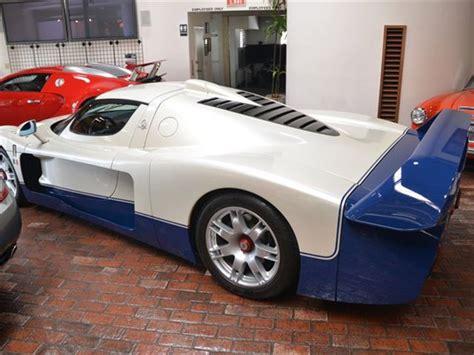 Maserati For Sale In California Maserati Mc12 In California For Sale On Ebay Autoevolution