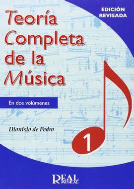 libro teora musical para dummies libros de real musical libreras picasso