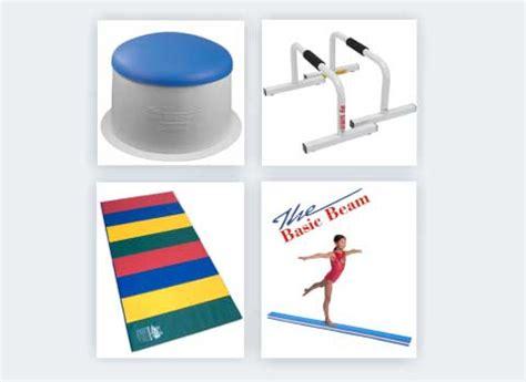 gymnastics home equipment