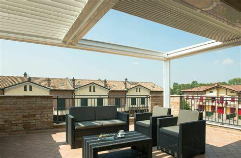 pergole in alluminio per terrazzi pergolati in legno e alluminio a modena am tende