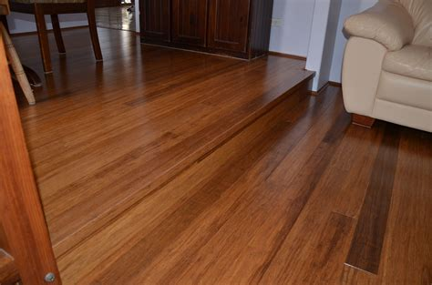 Solid 10mm Prolex Bamboo Flooring with 35% gloss level