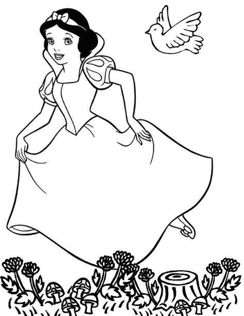 disney cartoon coloring pages coloring home