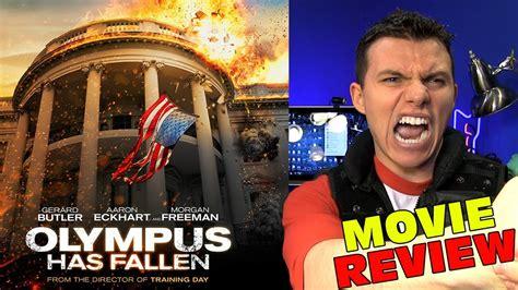 olympus has fallen film rating olympus has fallen 2013 movie review youtube