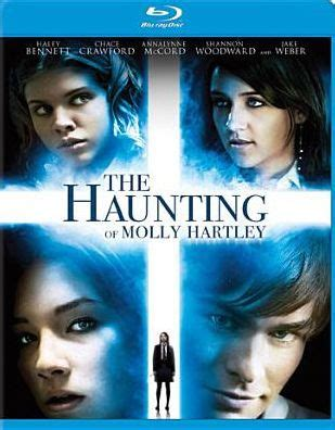 haley bennett chace crawford the haunting of molly hartley by mickey liddell haley