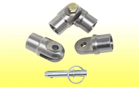 swing out door hinges swing out bar kits with clevis mount