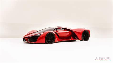 ferrari f80 concept car concept cars ferrari f80 ferrari concept art