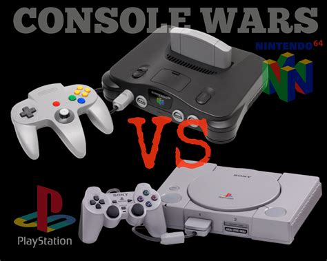 console war console wars playstation vs nintendo
