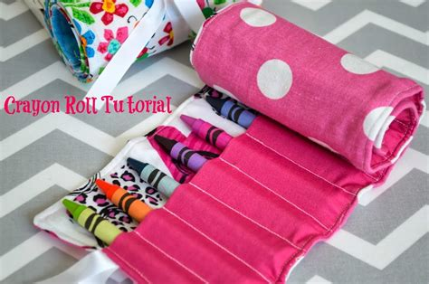 pattern for crayon roll up crayon roll tutorial almost supermom