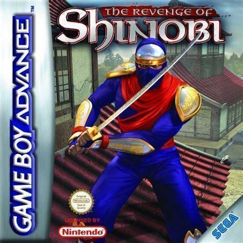 Os X Shinobi of shinobi the gameboy advance gba rom