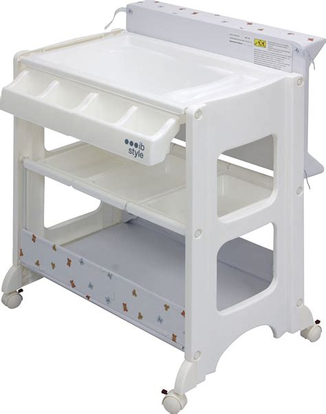 Portable Changing Table Changing Unit Table Bath Portable Changer Dresser Mat Baby Cleaning Ebay