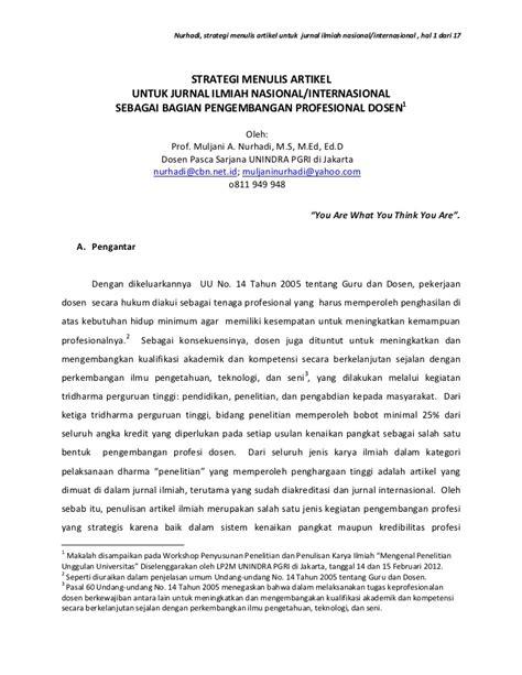 membuat resume jurnal ilmiah contoh jurnal ilmiah dan cara penulisannya