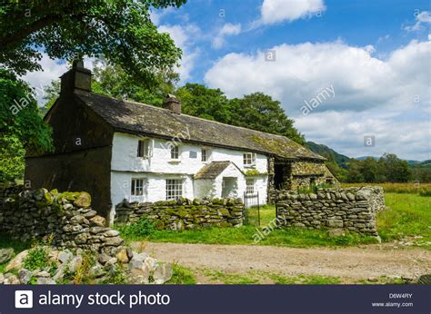 cottage farm farm cottage in the lake district national park near
