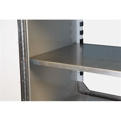 aluminum adjustable shelf s1116 moduline cabinets