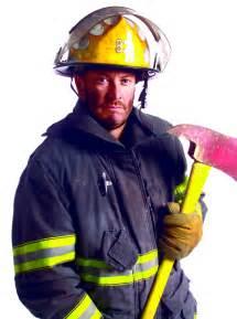 picture of a fireman mar flex media